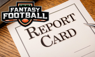 Fantasy Football Mid-season Report Card